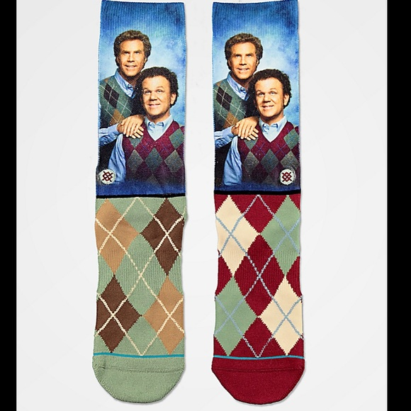 Stance Step-Brothers Crew Height Sock